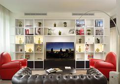 Unahotels Century Milano - Milan - Lounge