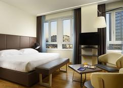 烏納世紀飯店 - 米蘭 - 臥室