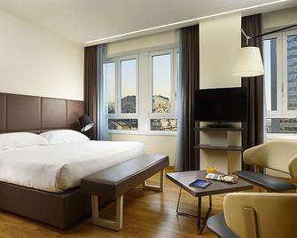 Unahotels Century Milano - Milaan - Slaapkamer