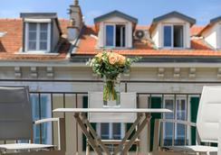 Hotel Florence Nice - Nizza - Kattoterassi