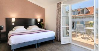 Hotel Florence Nice - Nizza - Makuuhuone