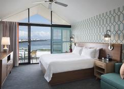 Dream Inn Santa Cruz - Santa Cruz - Bedroom