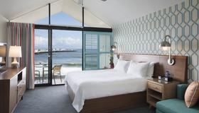 Dream Inn Santa Cruz - Santa Cruz - Makuuhuone