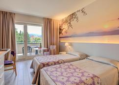 Parc Hotel Gritti - Bardolino - Schlafzimmer