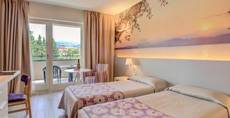 Parc Hotel Gritti - ברדולינו - חדר שינה