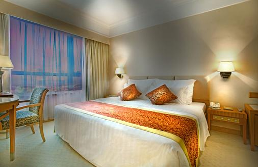Golden Crown China Hotel - Μακάου - Κρεβατοκάμαρα