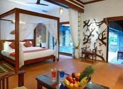 Vythiri Resort - Chundale - Спальня
