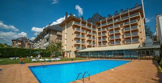 Hotel Oroel - Jaca - Bygning