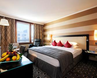 Hilton Geneva Hotel and Conference Centre - Le Grand-Saconnex - Спальня
