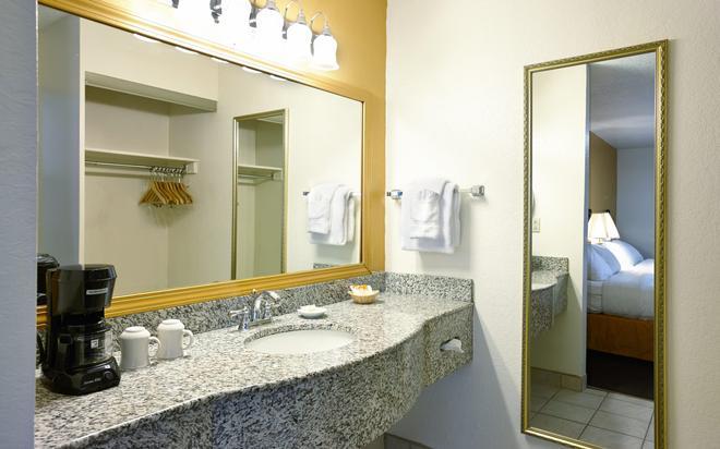 聖塔羅莎桑德曼酒店 - 聖塔羅沙 - 聖羅莎 - 浴室