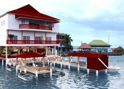 Divers Paradise Boutique Hotel - Bocas del Toro - Bâtiment