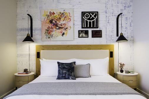 Hotel 50 Bowery, a Joie de Vivre hotel - New York - Bedroom