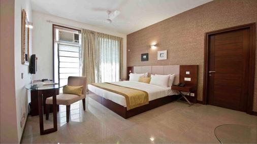 Stately Suites Golf Course Road - Gurgaon - Makuuhuone