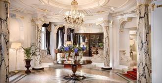 Hotel Palace Bellevue - Opatija - Recepción