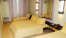 Diamond Hotel - Rio de Janeiro - Bedroom