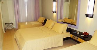 Diamond Hotel - ריו דה ז'ניירו - חדר שינה