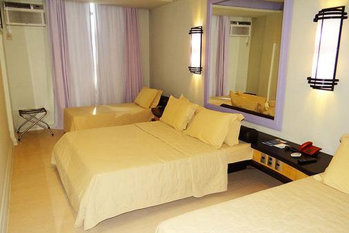 Diamond Hotel - Rio de Janeiro - Phòng ngủ