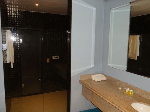 Diamond Hotel - Rio de Janeiro - Phòng tắm