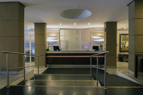 Diamond Hotel - Rio de Janeiro - Front desk