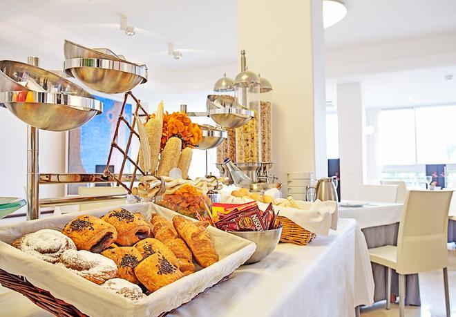 Hotel Albahia Alicante - Alicante - Food