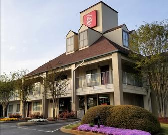 Red Roof Inn & Suites Spartanburg I-85 - Spartanburg - Building