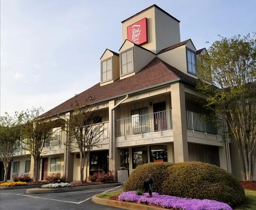 Red Roof Inn & Suites Spartanburg - I-85 - Spartanburg - Building