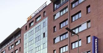 Novotel Suites Berlin City Potsdamer Platz - Berlin - Bâtiment
