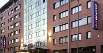 柏林波茨坦廣場諾富特套房酒店 - 柏林 - 柏林 - 建築