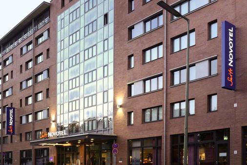 Novotel Suites Berlin City Potsdamer Platz - Berliini - Rakennus