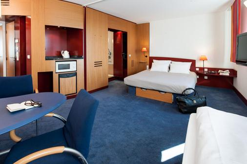 Novotel Suites Berlin City Potsdamer Platz - Berlin - Bedroom