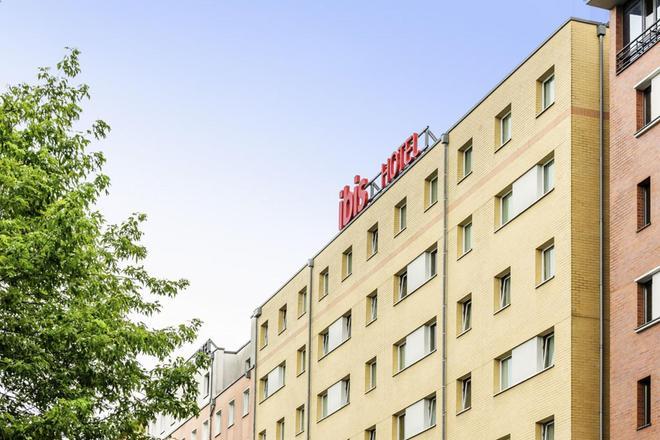 柏林市波茨坦廣場宜必思酒店 - 柏林 - 柏林 - 建築