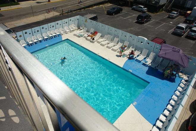 Ocean 7 - Ocean City - Pool
