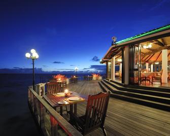 Sun Island Resort & Spa - Nalaguraidhoo - Innenhof