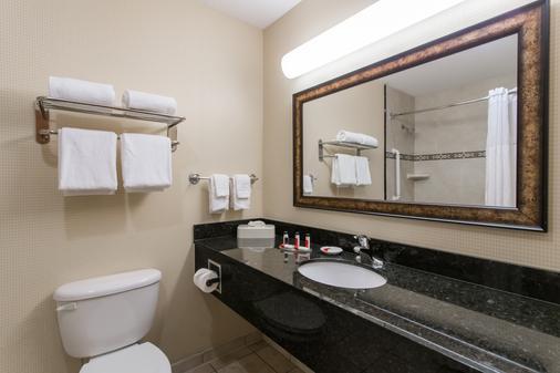 Days Inn & Suites by Wyndham Fort Pierce I-95 - Fort Pierce - Kylpyhuone