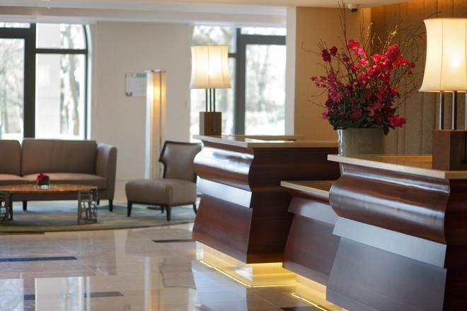 Tangla Hotel Brussels - Bryssel - Aula