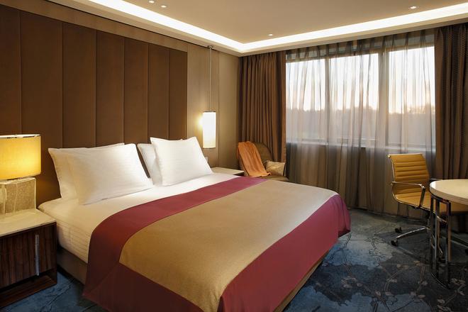 Tangla Hotel Brussels - Bryssel - Makuuhuone