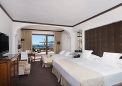 Hotel Victoria Gran Meliá - Πάλμα ντε Μαγιόρκα - Κρεβατοκάμαρα