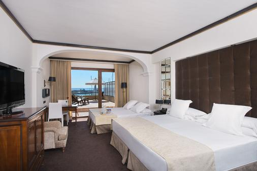 Gran Meliá Victoria - Palma de Mallorca - Bedroom