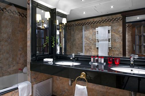 Gran Meliá Victoria - Palma de Mallorca - Bathroom