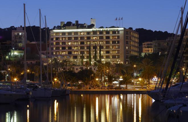 Hotel Victoria Gran Meliá - Πάλμα ντε Μαγιόρκα - Κτίριο
