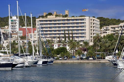 Gran Meliá Victoria - Palma de Mallorca - Building