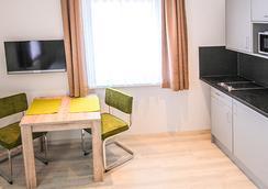 Aparthotel Gartenstadt - Bamberg - Living room