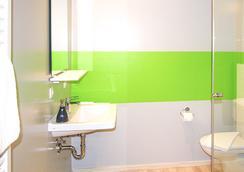 Aparthotel Gartenstadt - Bamberg - Bathroom