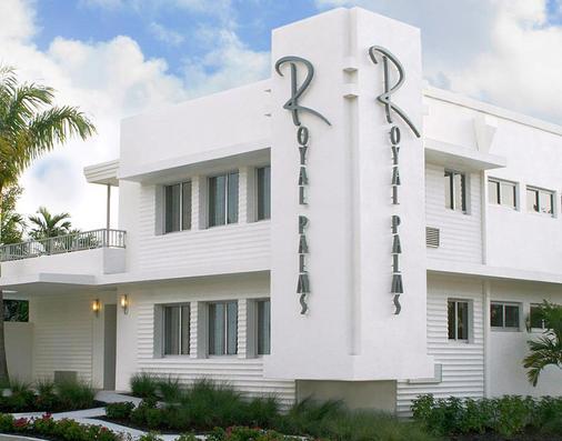 Royal Palms Resort & Spa A North Beach Village Resort Hotel - Fort Lauderdale - Rakennus