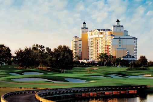 Reunion Resort, A Salamander Golf & Spa Resort - Kissimmee - Rakennus