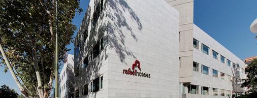 Rafaelhoteles Atocha - Madrid - Toà nhà