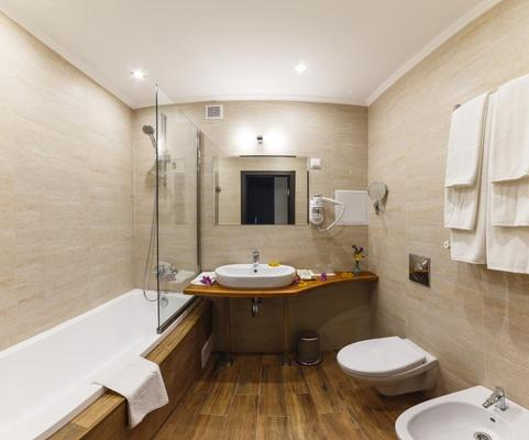 Blue Lagoon - Anapa - Bathroom