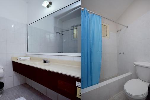 Hotel Alicia Beach - Sosúa - Bathroom