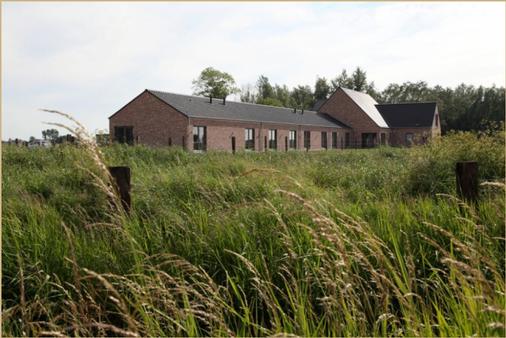 B&B Nieuwhof - Gistel - Building