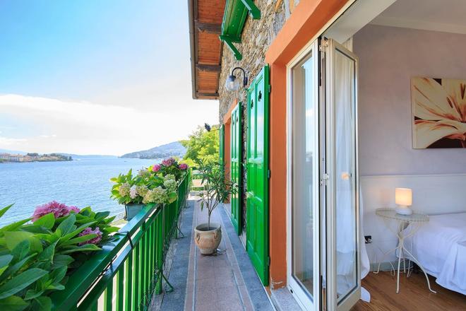 La Sorgente Bed & Breakfast - Baveno - Balcony
